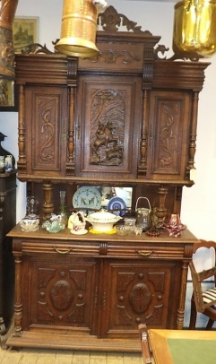 ka-012, cupboard from 1880y, h-2,5m