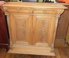 ka-017, French commode 1880y, l-109cm, h-105cm