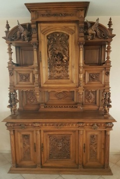 ka-023, cupboard from 19.century, h-2,5m