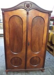 ka-031, wardrobe e.1910y, l-113cm, h-186cm