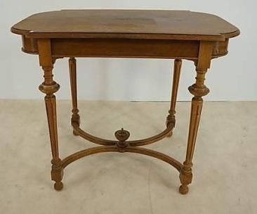la-011, table from 1880y, l-83cm, h-70cm