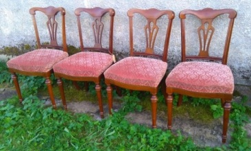 to-016, 4 chairs from 20`s