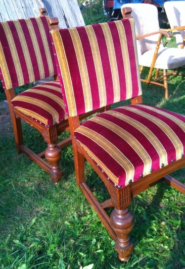 to-017, 4 chairs, e.1900y