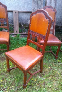 to-020, 4 chair, 20`s