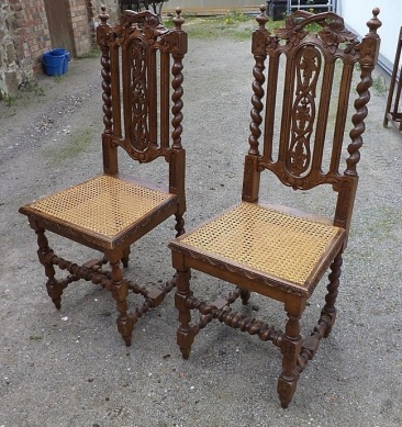 to-021, 4 chair from 19.century