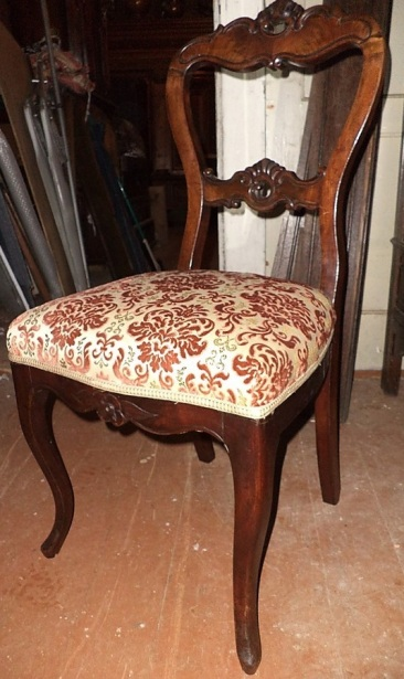 to-023, 5 Biedermeier style chairs, 1860y