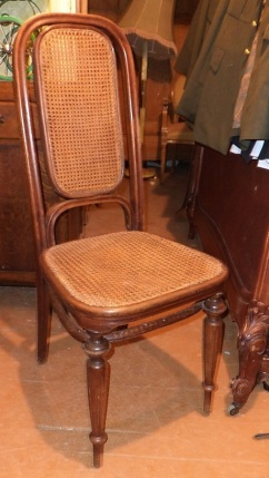 to-026, 4 Thonet chair, 20`s
