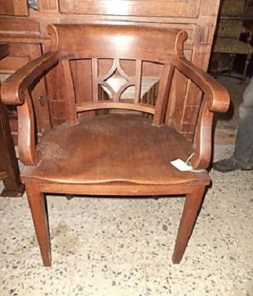 nr.h-019, Juugend kirjutuslaua tool