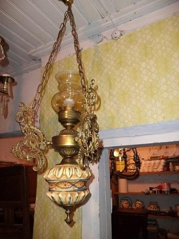 nr.h-041, lampa 1910goda