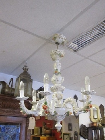 nr.h-045, Venetsianskaja lampa